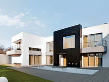 фото фасадов, LINE architects