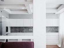 интерьер кухни, LINE architects