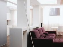 интерьер гостиной, LINE architects