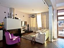 интерьер гостиной, Технология дизайна