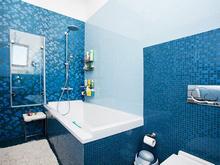 интерьер ванной,