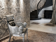 интерьер холла, Архитектурная студия Соколовых