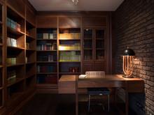 интерьер кабинета, Чадо Архитектурная студия
