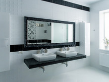 интерьер ванной, Азанова Наталья