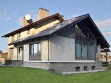 дизайн загородного дома Ломейко Наталья