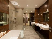 интерьер ванной, М2 КОНЦЕПТ