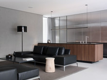 дизайн загородного дома LINE architects Дмитрий
