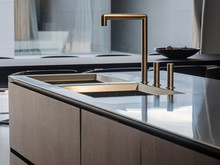 интерьер кухни, LINE architects Дмитрий