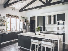 интерьер кухни, SMART.designstudio SMART.designstudio