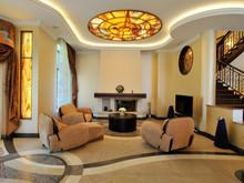 Загородный дом «Дом в Лапино», комната отдыха . Фото № 24413, автор СФЕРА Дизайн-студия