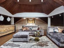 Загородный дом «дом 1000 кв м », комната отдыха . Фото № 25041, автор Mill-Studio Studio