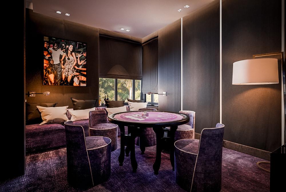 Загородный дом «New Riga interior», комната отдыха, фото из проекта