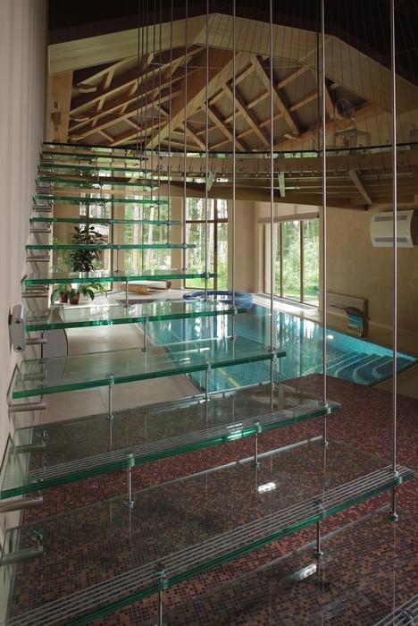 Фото бассейн Загородный дом