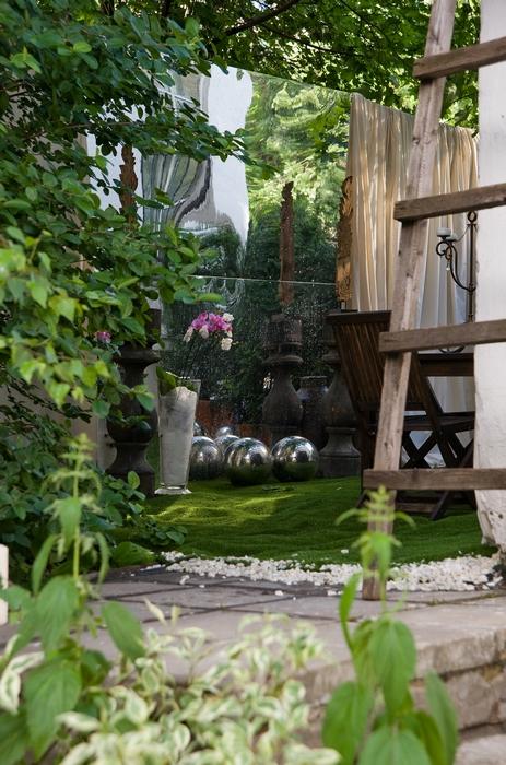 Фото зона отдыха Загородный дом