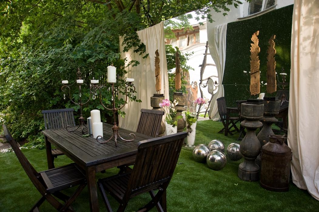 Загородный дом «», зона отдыха, фото из проекта
