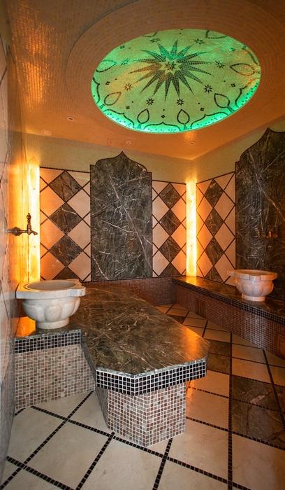 Загородный дом «», баня сауна, фото из проекта