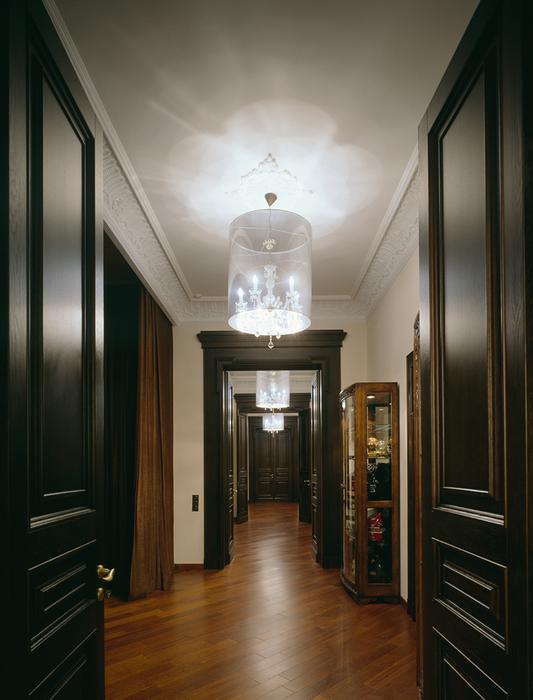 Фото холл коридор Загородный дом