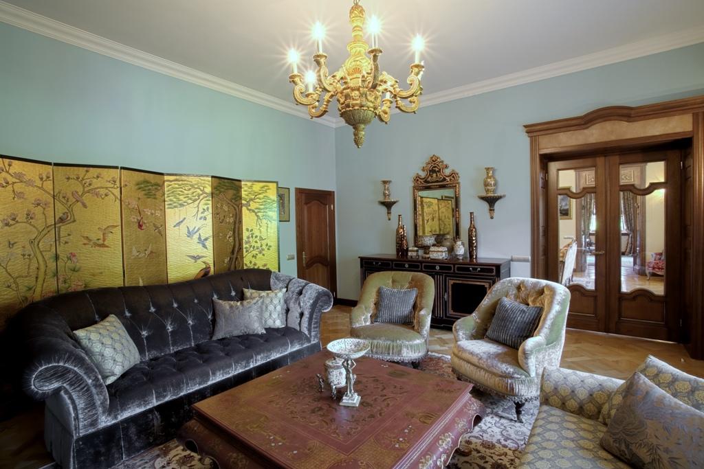 Фото комната отдыха Загородный дом