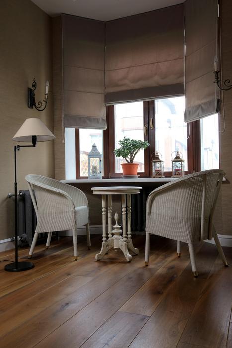 Загородный дом «», комната отдыха, фото из проекта