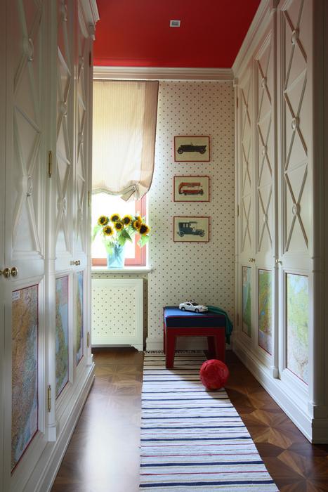 Фото гардеробная Загородный дом