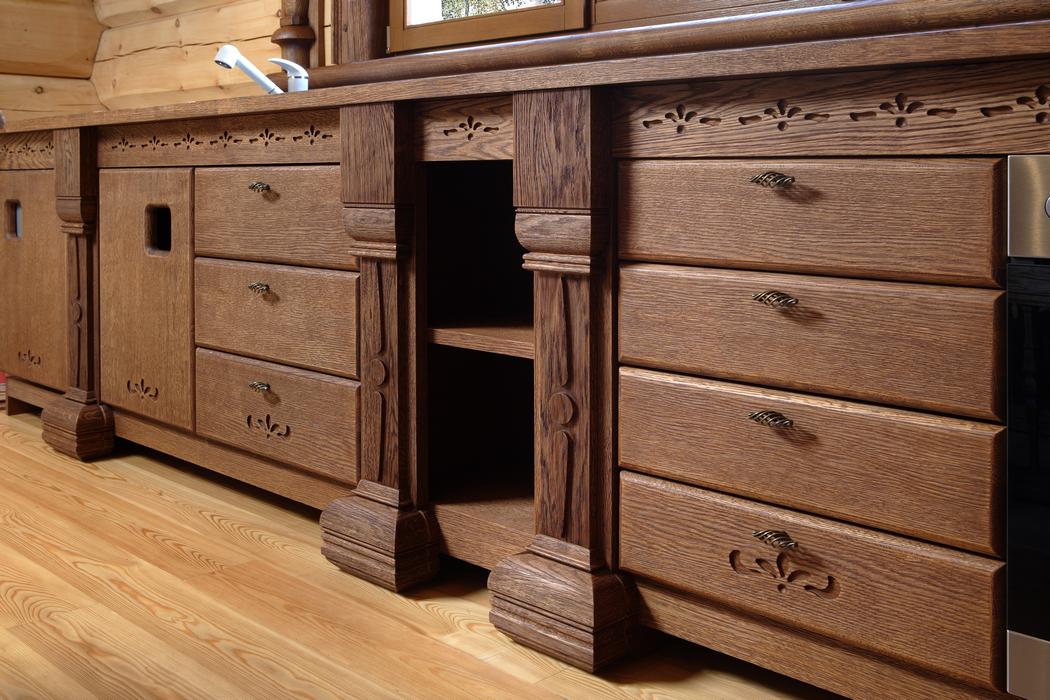 Преимущества деревянной мебели.
