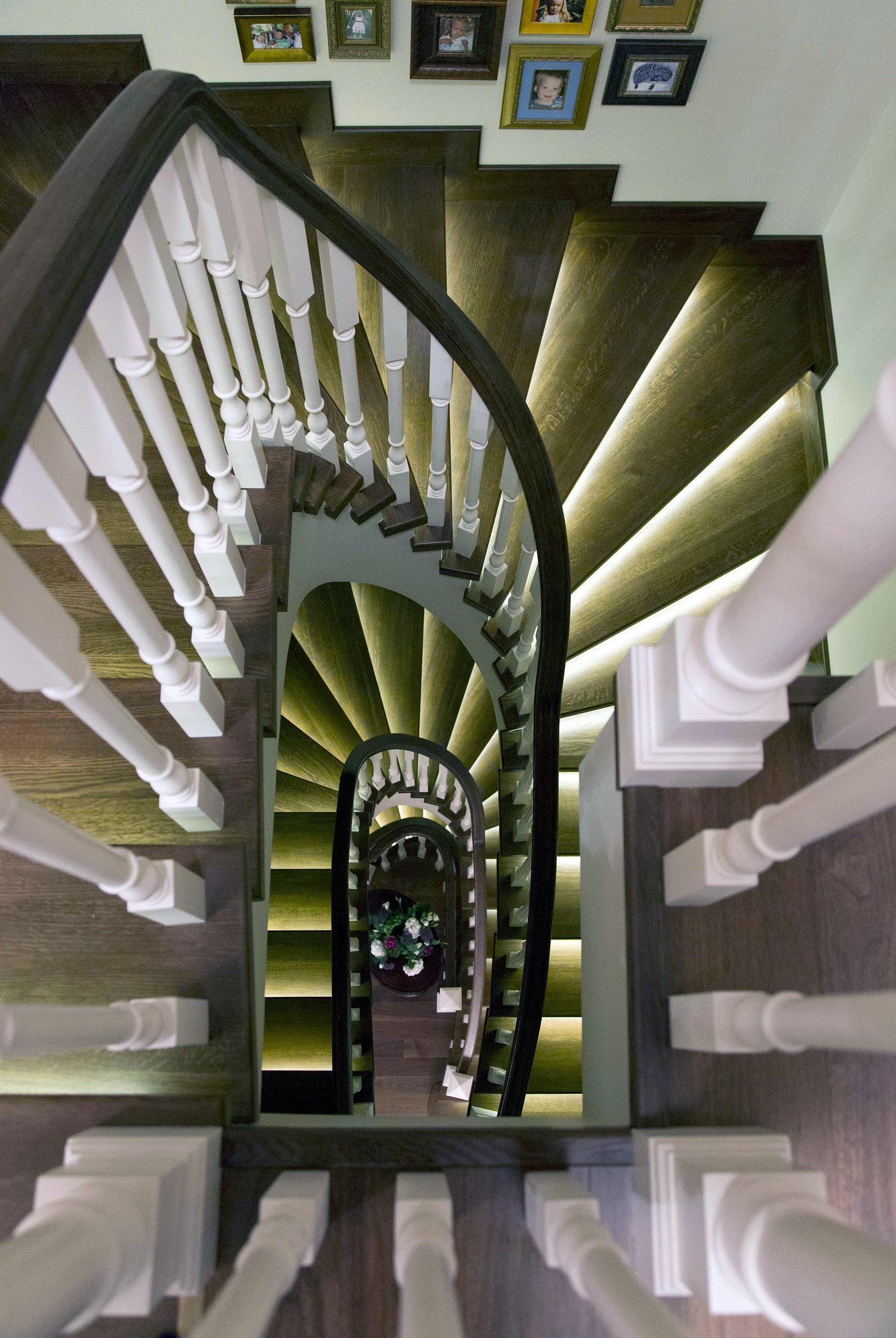 Фото холл Загородный дом