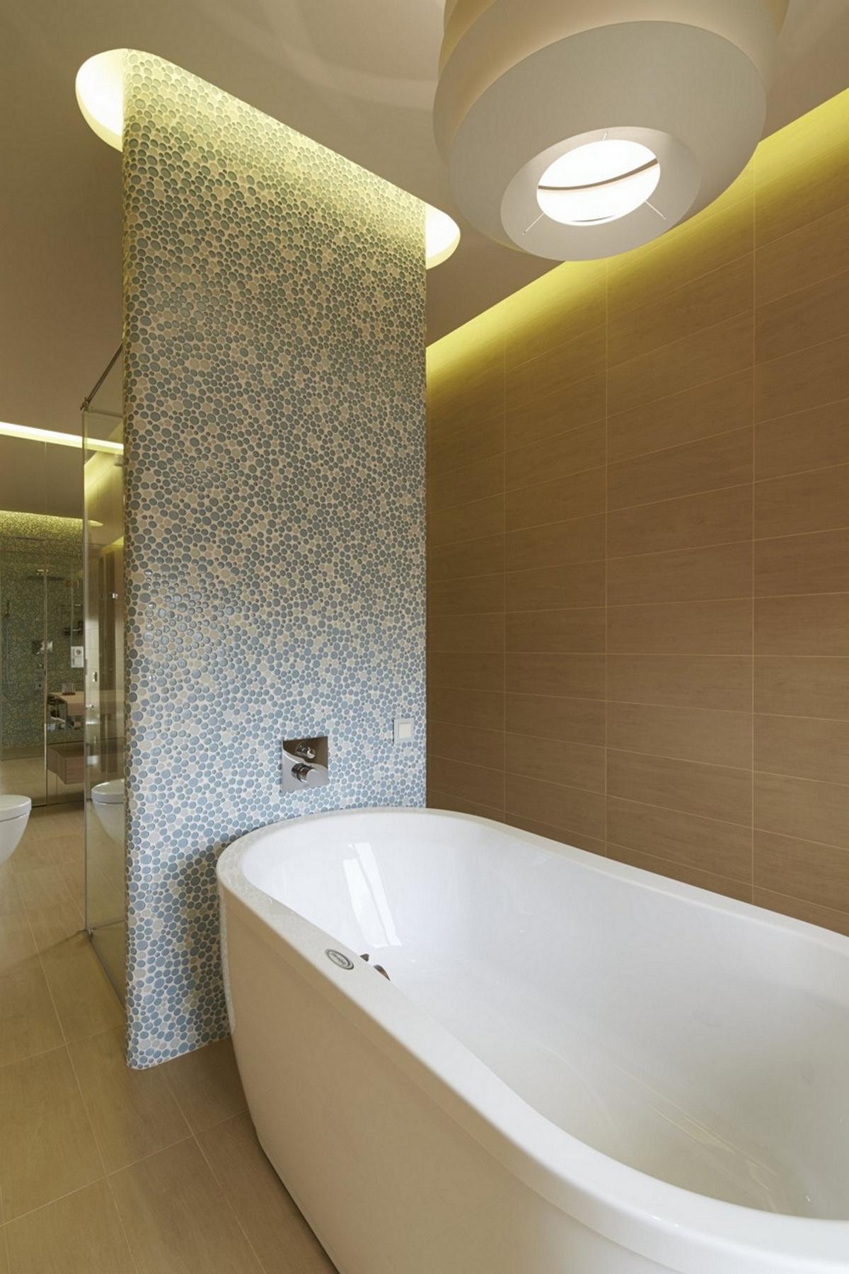 Загородный дом «», ванная, фото из проекта