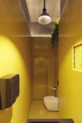 Кафе. Кафе из проекта Кофейня в стиле лофт по проекту студии интерьера Zooi, фото №78095