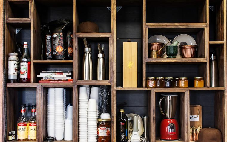 Кафе. Кафе из проекта Монокафе Хорошие Руки, фото №94067