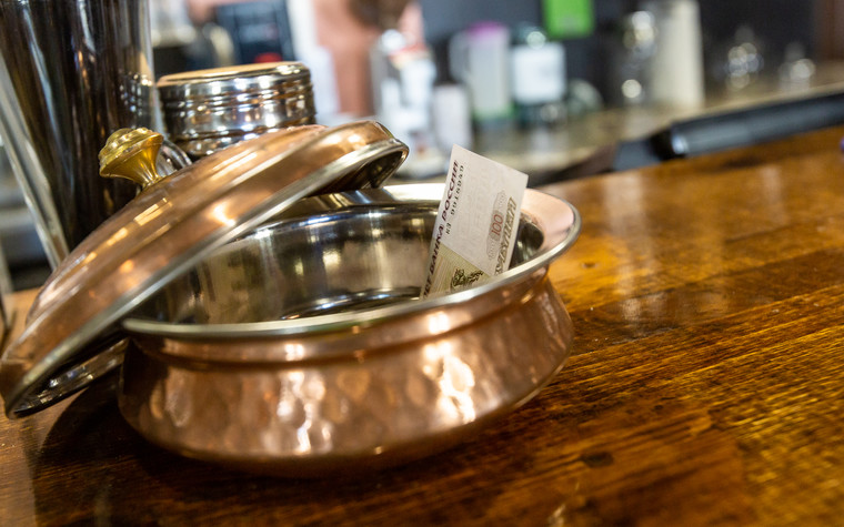 Кафе. Кафе из проекта Монокафе Хорошие Руки, фото №94068