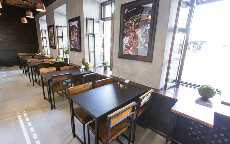 Кафе. Кафе из проекта Монокафе Хорошие Руки, фото №94070