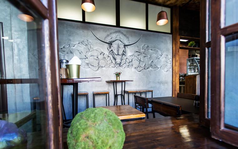 Кафе. Кафе из проекта Монокафе Хорошие Руки, фото №94073
