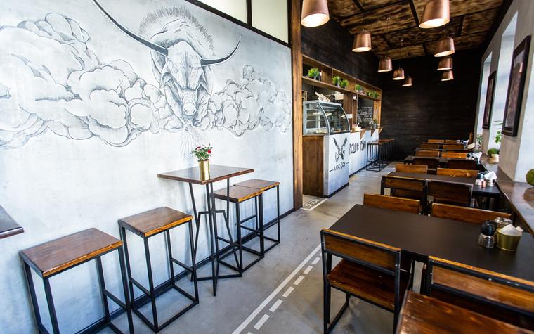 Кафе. Кафе из проекта Монокафе Хорошие Руки, фото №94074