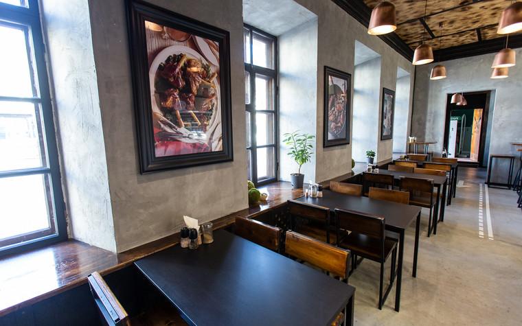 Кафе. Кафе из проекта Монокафе Хорошие Руки, фото №94059