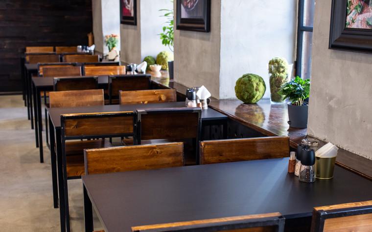 Кафе. Кафе из проекта Монокафе Хорошие Руки, фото №94064