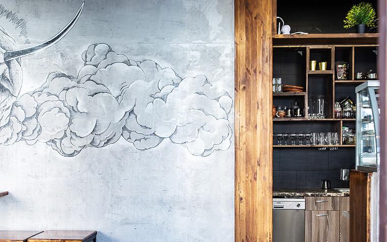Кафе. Кафе из проекта Монокафе Хорошие Руки, фото №94066