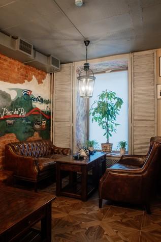 Кафе. Кафе из проекта Кафе-сигарный лаунж «Куба» на Кузнечном переулке, фото №98844