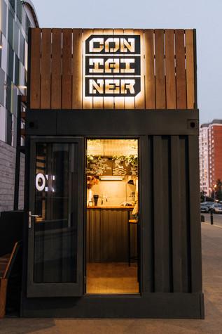 Кафе. Кафе из проекта Container, фото №101390
