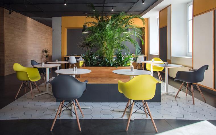 Кафе. Кафе из проекта Столовая Spoon Dagger, фото №101414