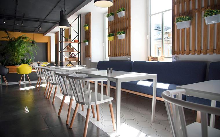 Кафе. Кафе из проекта Столовая Spoon Dagger, фото №101416