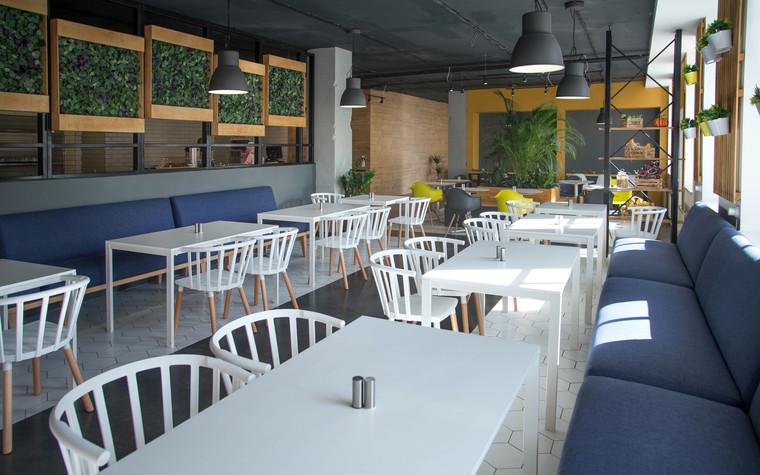 Кафе. Кафе из проекта Столовая Spoon Dagger, фото №101417
