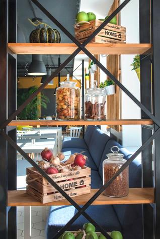 Кафе. Кафе из проекта Столовая Spoon Dagger, фото №101421