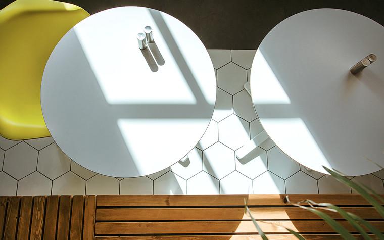 Кафе. Кафе из проекта Столовая Spoon Dagger, фото №101411