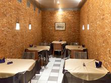 Интерьер кафе в торговом центре, фото № 7081, Старых Станислав