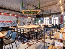 Кафе «Бургерная Бургер&Фрайс», Кафе . Фото № 30445, автор Косов Александр