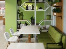 Кафе «Кафе быстрого питания в бизнес-центре «Фабрика»», Кафе . Фото № 30667, автор Шульман Александр