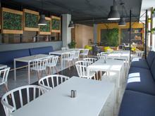 Кафе «Столовая Spoon Dagger», Кафе . Фото № 31558, автор DESIGN CHEF