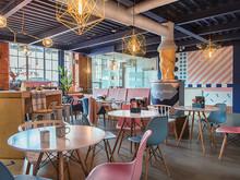 Кафе «Кофейня Сгущенка», Кафе . Фото № 31563, автор DESIGN CHEF