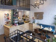 Кофейня Мысли кофе, фото № 8556, DESIGN CHEF