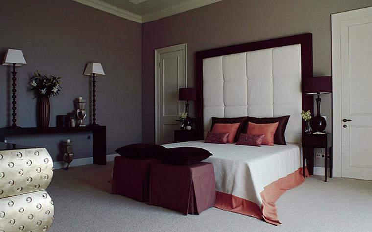 Квартира. спальня из проекта , фото №6415